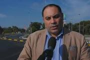 Parco Cimino, il sindaco Melucci inaugura la nuova rotatoria