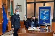 Hub vaccinale nella SVAM, il sindaco Melucci: «Grazie all'Aeronautica e al sistema difesa per impegno e vicinanza»