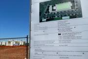 Nuovo centro sportivo a Talsano, il sindaco Melucci avvia il cantiere