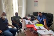 Ecomuseo, riunione dell'assessore Castronovi con il Wwf Taranto