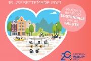 """L'amministrazione Melucci aderisce alla """"Settimana Europea della Mobilità 2021"""""""