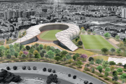 Melucci: «Nuovo stadio comunale, si parte. I cittadini diranno la loro»