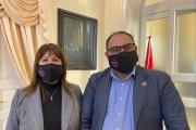 Numero antiviolenza sugli scontrini, Melucci: «Plauso per l'iniziativa della consigliera Lupo, la intrecceremo con quelle del nostro Welfare»
