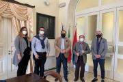 L'amministrazione rinsalda il legame con le bande cittadine, Melucci: «Eccellenze da proteggere, con loro pensiamo a un festival internazionale»