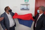 """Stadio """"Erasmo Iacovone"""", il sindaco Melucci svela due targhe: campo B e sala stampa intitolati a Di Molfetta e Abbracciavento"""