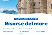 Crociere e destinazione turistica, webinar dell'UTC sulle risorse del mare