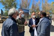 Riparte il cantiere di via Mediterraneo, il sindaco Melucci: «Così miglioriamo la qualità della vita dei residenti»